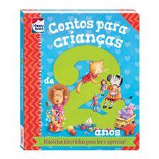 Livro-Infantil---Contos-Para-Criancas---2-Anos---Happy-Books