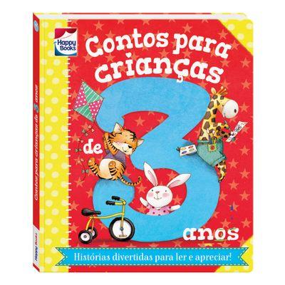 Livro-Infantil---Contos-Para-Criancas---3-Anos---Happy-Books