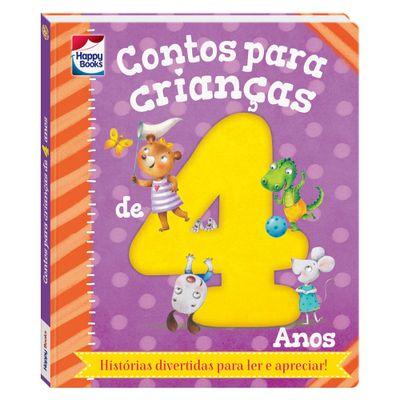 Livro-Infantil---Contos-Para-Criancas---4-Anos---Happy-Books