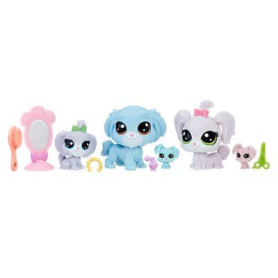 Mini-Figura---Littlest-Pet-Shop---Familia-com-Estilo---Hasbro