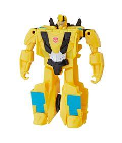 Mini-Figura-Transformavel---11-Cm---Transformers-Cyberverse---Bumblebee---Hasbro