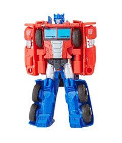 Mini-Figura-Transformavel---11-Cm---Transformers-Cyberverse---Optimus-Prime---Hasbro
