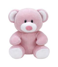 Pelucia-Grande---TY---Baby-Urso---Rosa---DTC