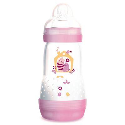 mamadeira-first-bottle-260ml-0--meses-meninas-gatinhos-na-casinha-mam-4664_Frente