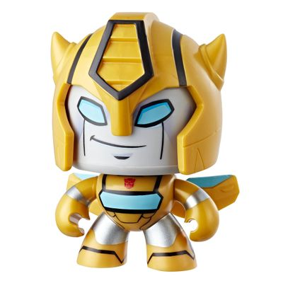 Boneco-de-Acao---Mighty-Muggs---15-Cm---Transformers---Bumblebee---Hasbro