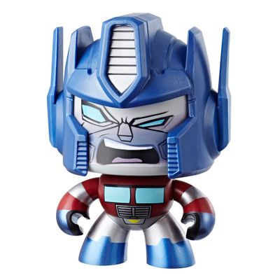 Boneco-de-Acao---Mighty-Muggs---15-Cm---Transformers---Optimus-Prime---Hasbro