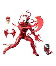 Figura-Articulada---15-Cm---Marvel-Legends---Build-a-Figure---Venon---Carnage---Hasbro