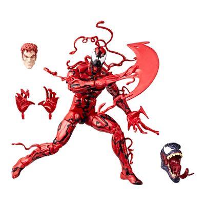 Figura-Articulada---15-Cm---Marvel-Legends---Build-a-Figure---Venon---Carnage---Hasbro