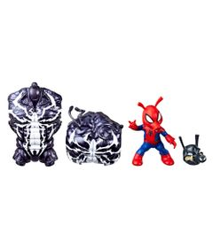 Figura-Articulada---15-Cm---Marvel-Legends---Build-a-Figure---Venon---Spider-Man---Hasbro