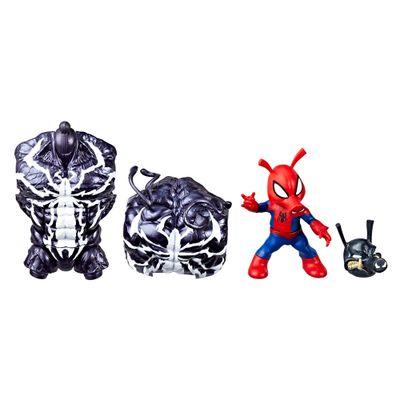 Figura-Articulada---15-Cm---Marvel-Legends---Build-a-Figure---Venon---Spider-Man---Hasbro