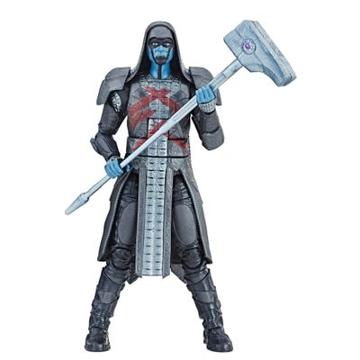 Figura-Articulada---26-Cm---Disney---Marvel-Studios---10-Anos---Guardioes-da-Galaxia---Ronan---Hasbro