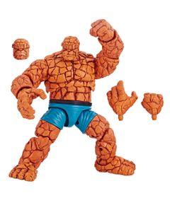 Figura-Articulada---26-Cm---Legends-Series---Marvel---Fantastic-Four---A-Coisa---Hasbro
