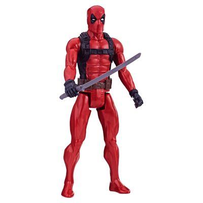 Figura-Articulada---30-Cm---Marvel---Deadpool---Hasbro