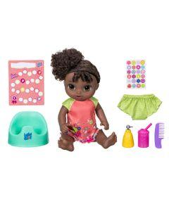 b5ffdcc5d8 Boneca Baby Alive - Primeiro Peniquinho - Negra - E0304 - Hasbro