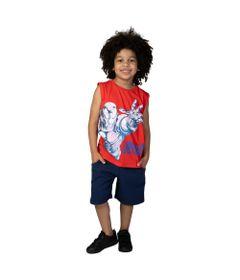 Camiseta-Machao---Meia-Malha---Vermelho---Silk---Marvel---Iron-Man---Disney---4