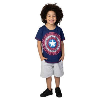 Camiseta-Manga-Curta---Meia-Malha---Azul-Marinho---Marvel---Capitao-America---10