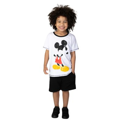 Camiseta-Manga-Curta---Meia-Malha---Branco---Mickey-Mouse---Disney---4