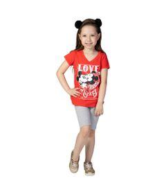 Blusa-Manga-Curta---Meia-Malha---Vermelho---Mickey-Mouse---Disney---10