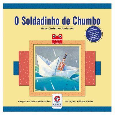 Livro-Infantil---O-Soldadinho-de-Chumbo---Estrela