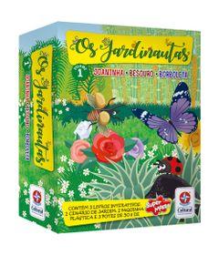 Livro-Interativo---Os-Jardinautas---Joaninha-Besouro-e-Borboleta---Estrela