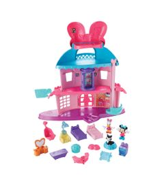 Playset-e-Mini-Figuras---Disney---Minnie---SOS-Amigos---Mattel