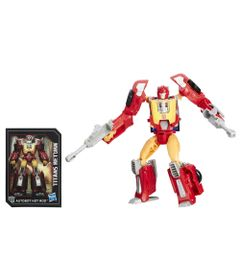 Boneco-Transformers---Deluxe-Titan-Return---Firedrive-e-Autobot-Hot-Rod---Hasbro