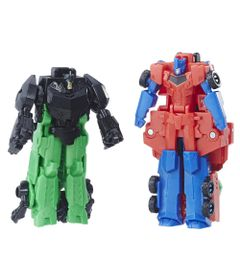 Conjunto-Transformers---Robots-In-Disguise---Combiner-Force---Grimlock-e-Optimus-Prime---Hasbro
