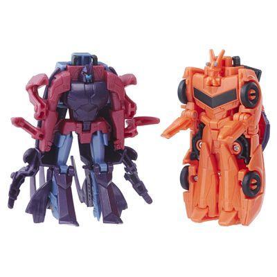 Conjunto-Transformers---Robots-In-Disguise---Combiner-Force---Saberhorn-e-Bisk---Hasbro
