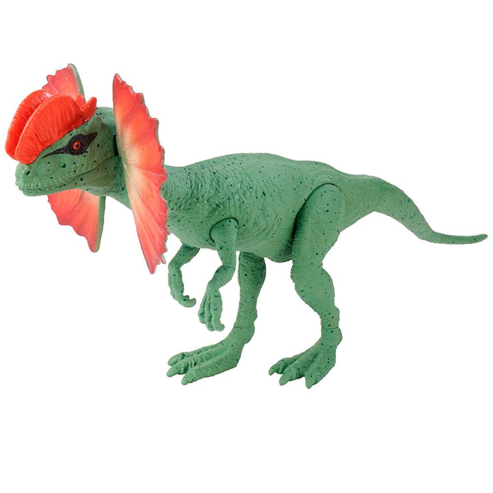 Figura Básica - Jurassic World 2 - Dino Value - Dilophosaurus - Mattel