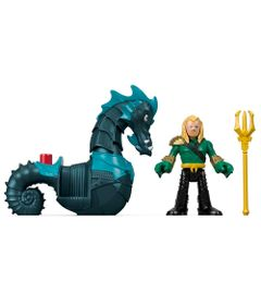 Veiculo-e-Figura---Imaginext---DC-Comics---Aquaman-e-Cavalo-Marinho---Fisher-Price
