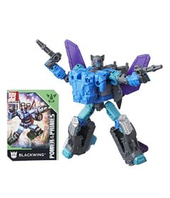Mini-Figura-Transformavel---15Cm---Transformers---Power-of-The-Primes---Blackwing---Hasbro