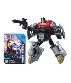 Mini-Figura-Transformavel---15Cm---Transformers---Power-of-The-Primes---Sludge---Hasbro