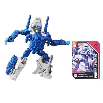 Mini-Figura-Transformavel---15Cm---Transformers---Power-of-The-Primes---Rippersnapper---Hasbro
