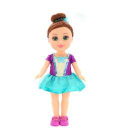 boneca-articulada-funville-sparkle-girlz-bailarina-morena-vestido-azul-e-roxo-dtc-4219_Frente