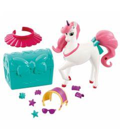 Boneca-e-Acessorios---Nella---Princesa-Corajosa---Fabuloso-Estabulo-da-Trinket---DTC