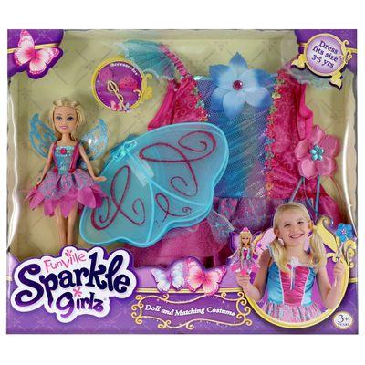 Boneca-e-Acessorios---Sparkle-Girlz---Fada-Fantasia---DTC