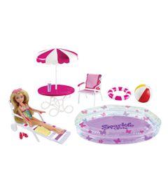 Boneca-e-Acessorios---Sparkle-Girlz---Festa-da-Piscina---DTC