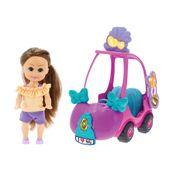 Mini-Boneca---Sparkle-Girlz---Mini-Carro-Sparkles---DTC