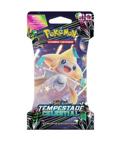 Deck-Pokemon---Blister-Unitario---Sol-e-Lua---Tempestade-Celestial---Jirachi---Copag