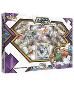 Jogo-Pokemon---Box-Pokemon-Lendarios---Colecao-Thundurus-GX---Copag