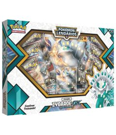 Jogo-Pokemon---Box-Pokemon-Lendarios---Colecao-Zygarde-GX---Copag