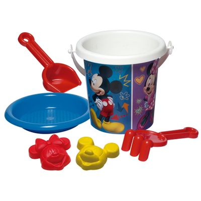 Acessorios-de-Praia-e-Piscina---Baldinho-e-Acessorios---Disney---Mickey-e-Minnie---Novabrink