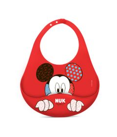 Babador-de-Silicone---Disney-By-Britto---Neutral---NUK