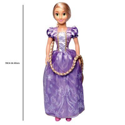 Boneca-78-Cm---Disney---Princesas---Rapunzel---Novabrink