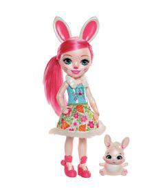 Boneca-Articulada---30-Cm---Enchantimals---Bree-Bunny---Mattel
