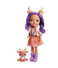 Boneca-Articulada---30-Cm---Enchantimals---Danessa-Deer---Mattel