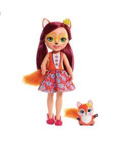 Boneca-Articulada---30-Cm---Enchantimals---Felicity-Fox-e-Babika---Mattel