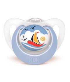 Chupeta-de-Silicone---Clean-N3---18-a-36-M---Genius-Design---Boy---NUK