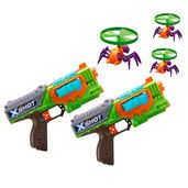 Conjunto-de-Lancadores-e-Alvos---Bug-Attack---Swarm-Seeker---Candide