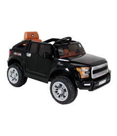Veiculo-Eletrico---12V---Pick-Up-Preta---Bel-Fix